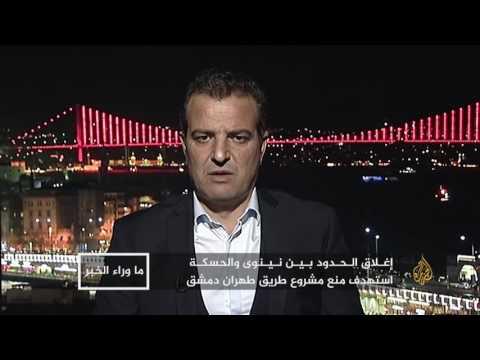 صوت الإمارات - تعرف على التهديد الذي استدعى ضربات تركية في سورية