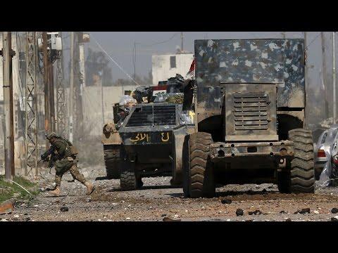 صوت الإمارات - عملية عسكرية لتحرير قضاء الحضر في الموصل