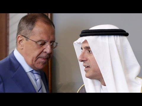 صوت الإمارات - شاهد  بدء اللقاء بين سيرغي لافروف وعادل الجبير