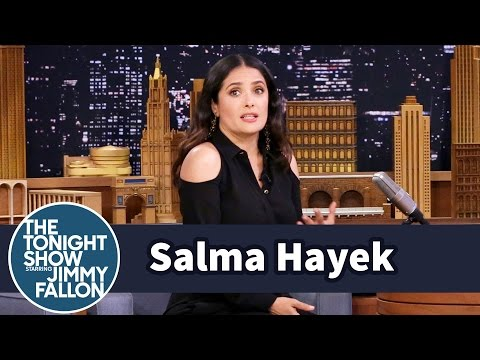 صوت الإمارات - سلمى حايك تكشف حقيقة خيانة زوجها لها