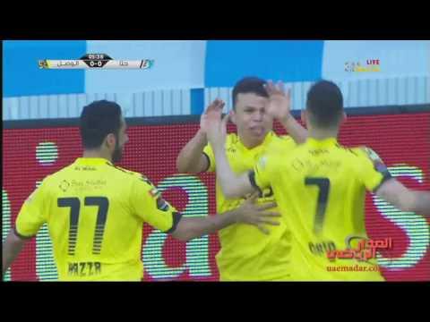 شاهد لقاء فريق الوصل أمام حتا في الدوري الإماراتي