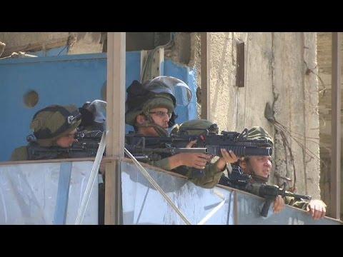 صوت الإمارات - بالفيديو مقتل فلسطيني برصاص الجيش الإسرائيلي عند حاجز قرب بيت لحم