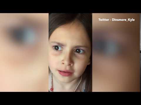 صوت الإمارات - ثقة طفلة في نفسها تشعل مواقع التواصل