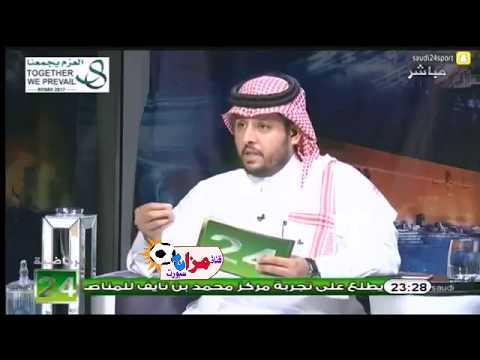 صوت الإمارات - شاهد الأمير عبد بن مساعد يكشف قصة ترك رادوي الهلال والانتقال إلى العين