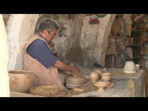 صوت الإمارات - شاهد جولة في  مدينة قلالة داخل جزيرة جربة