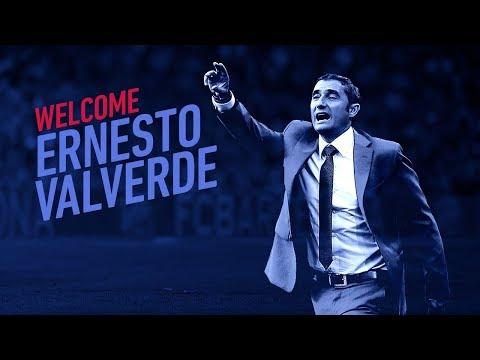 صوت الإمارات - تعرف على إرنستو فالفيردي مدرب برشلونة الجديد
