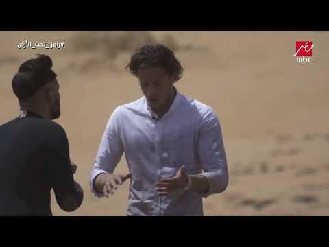 صوت الإمارات - شاهد رمضان صبحي يعتدي بالضرب على جلال