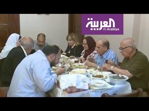 صوت الإمارات - شاهد قناة العربية تفطر مع عائلة أسير فلسطيني