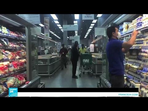 صوت الإمارات - بالفيديو  مخاوف في قطر من ارتفاع الأسعار وندرة المواد الغذائية