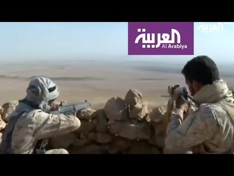 صوت الإمارات - الجيش اليمني يسيطر على قمة جبل حام