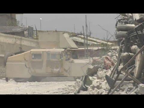 صوت الإمارات - معركة الموصل توشك على نهايتها