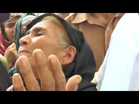 صوت الإمارات - باكستان تشيع جثامين ضحايا حريق صهريج الوقود
