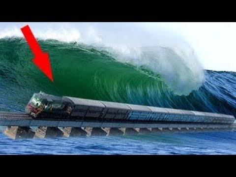 صوت الإمارات - بالفيديو  أغرب 10 خطوط سكة حديد في العالم