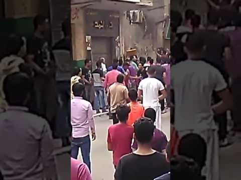صوت الإمارات - السيطرة على مشاجرة بالأسلحة النارية والمولوتوف في العجوزة