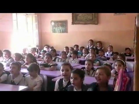 صوت الإمارات - عودة الأطفال إلى المدارس في الموصل