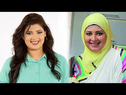 صوت الإمارات - شاهد رد فعل المذيعة غادة جميل بعد خلعها للحجاب
