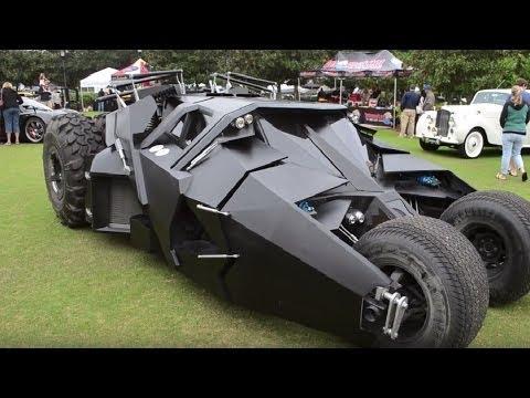 صوت الإمارات - شاهد أدوات باتمان بشكل حقيقي