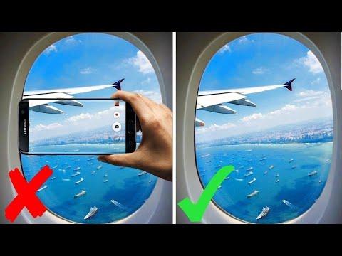 صوت الإمارات - 10 أشياء لا يتوجب عليك فعلها داخل الطائرة
