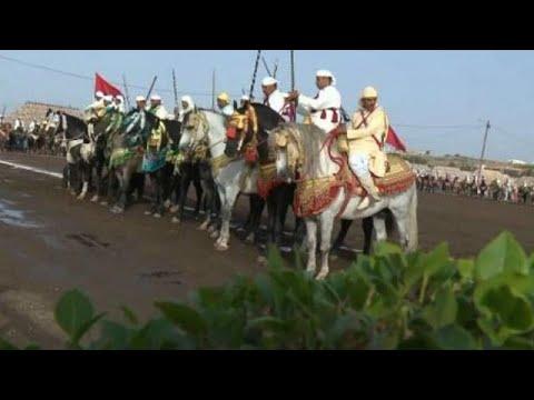 صوت الإمارات - شاهد انطلاق مهرجان دار بوعزة