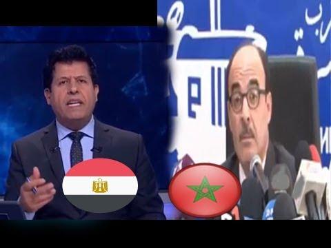صوت الإمارات - شاهد مذيعة مصرية تسأل عن سبب استقالة الياس العماري