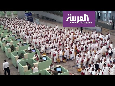 صوت الإمارات - شاهد وصول أكثر من نصف مليون حاج إلى المملكة العربية السعودية