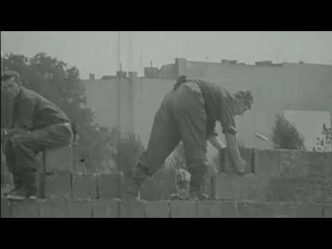 صوت الإمارات - شاهد جدار برلين التاريخي رمز الحرب الباردة