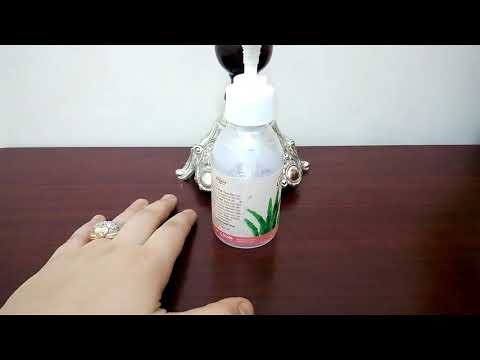 صوت الإمارات - بالفيديو  استخدامات جل الصبار للبشرة وتقوية الشعر