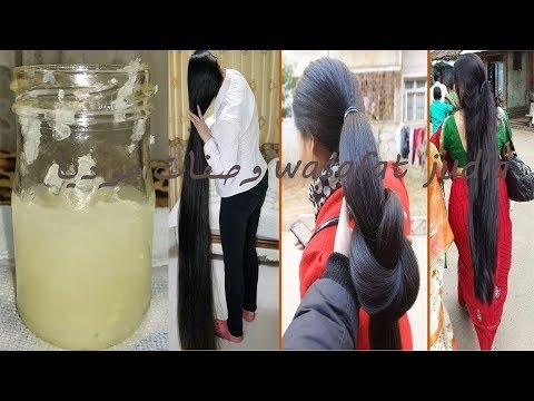 صوت الإمارات - بالفيديو  وصفة رائعة تساعد على إطالة الشعر