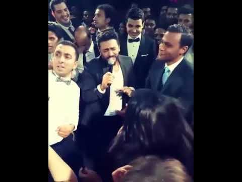 صوت الإمارات - شاهد رقص الكوميدية شيماء سيف مع الفنان تامر حسني