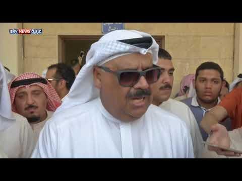 صوت الإمارات - شاهد المئات يشيعون جثمان الفنان عبد الحسين عبد الرضا