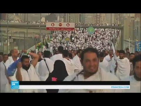 صوت الإمارات - شاهد الرياض تفتح معبرها البري مع الدوحة لمرور الحجاج