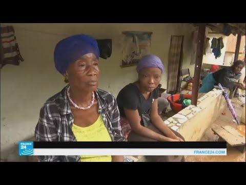 صوت الإمارات - شاهد أهالي سيراليون يحاولون إيجاد المفقودين من أسرهم