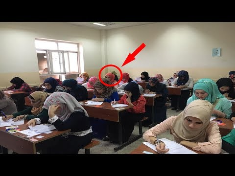 صوت الإمارات - طالبة عراقية تموت داخل قاعة الامتحان