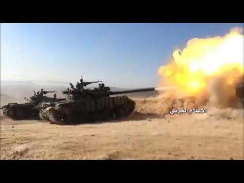 صوت الإمارات - الجيش اللبناني يتقدم في فجر الجرود