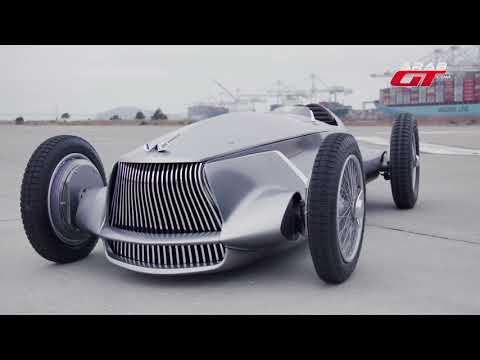 صوت الإمارات - هكذا تبدو أجدد سيارات انفينيتي على أرض الواقع