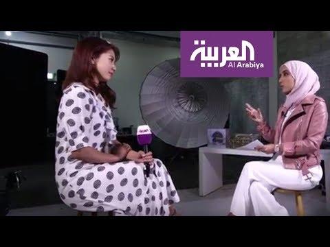 صوت الإمارات - شاهد لقاء الممثلة الكورية park shin hye على العربية