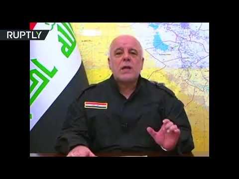 صوت الإمارات - شاهد العبادي يُنذر عناصرداعش في تلعفر