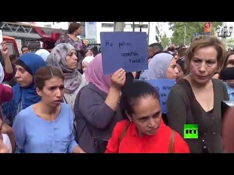 صوت الإمارات - شاهد مسلمو كتالونيا يتظاهرون ضد الإرهاب