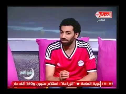 صوت الإمارات - شاهد حوار شيق مع شبيه النجم محمد صلاح