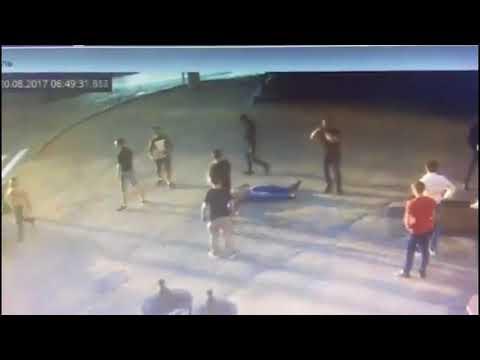 صوت الإمارات - بالفيديو مقتل بطل العالم الروسي في رفع الأثقال خلال شجار