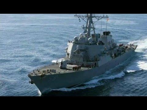 صوت الإمارات - شاهد فقدان 10 بحارة أميركيين جراء اصطدام سفينتهم بناقلة نفط