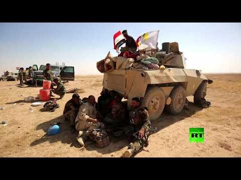 صوت الإمارات - شاهد القوات العراقية تواصل تقدّمها في تلعفر