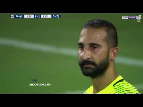 صوت الإمارات - شاهد أهداف مباراة إشبيلية وباشاك شهير في دوري أوروبا