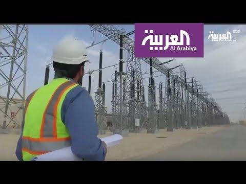 صوت الإمارات - شاهد مشاريع كهربائية جديدة خدمة لحجاج بيت الله الحرام
