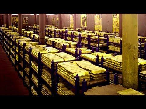صوت الإمارات - تعرف على كمية الذهب الموجودة في العالم