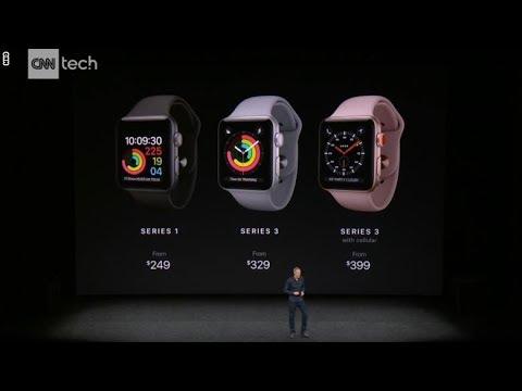 صوت الإمارات - شاهد آبل تطلق apple tv 4k وأحدث ساعاتها الذكية