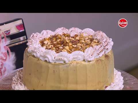 صوت الإمارات - شاهد طريقة إعداد كيكة الشوكولاتة بكريمة القهوة