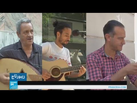 صوت الإمارات - شاهد الموسيقى تعود إلى شوارع الجزائر من جديد