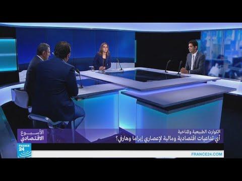 صوت الإمارات - شاهد الكوارث الطبيعية والمناخية وتداعياتها الاقتصادية