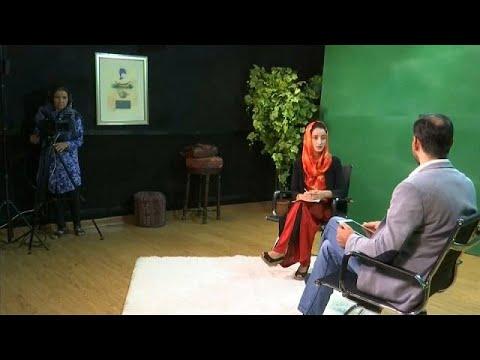 صوت الإمارات - شاهد زان تي في قناة تلفزيونية للنساء فقط في أفغانستان